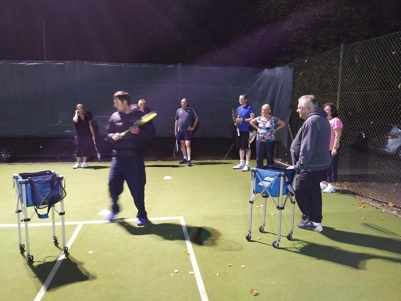 Cardio Tennis 2