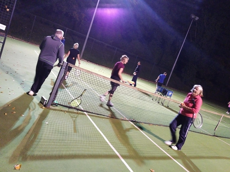 Cardio Tennis 4